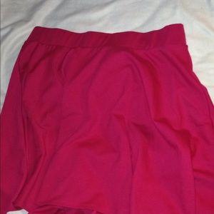Plus Sized Torrid Skater Skirt